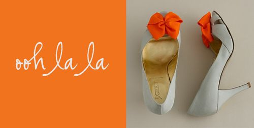 Black And Orange Wedding. Orange Wedding Shoes