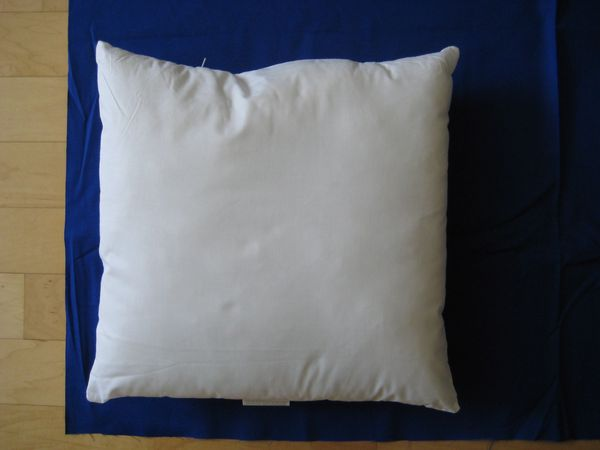 Throw Pillows Uncovered : enJOY it by Elise Blaha Cripe: how to : ruffled pillow.