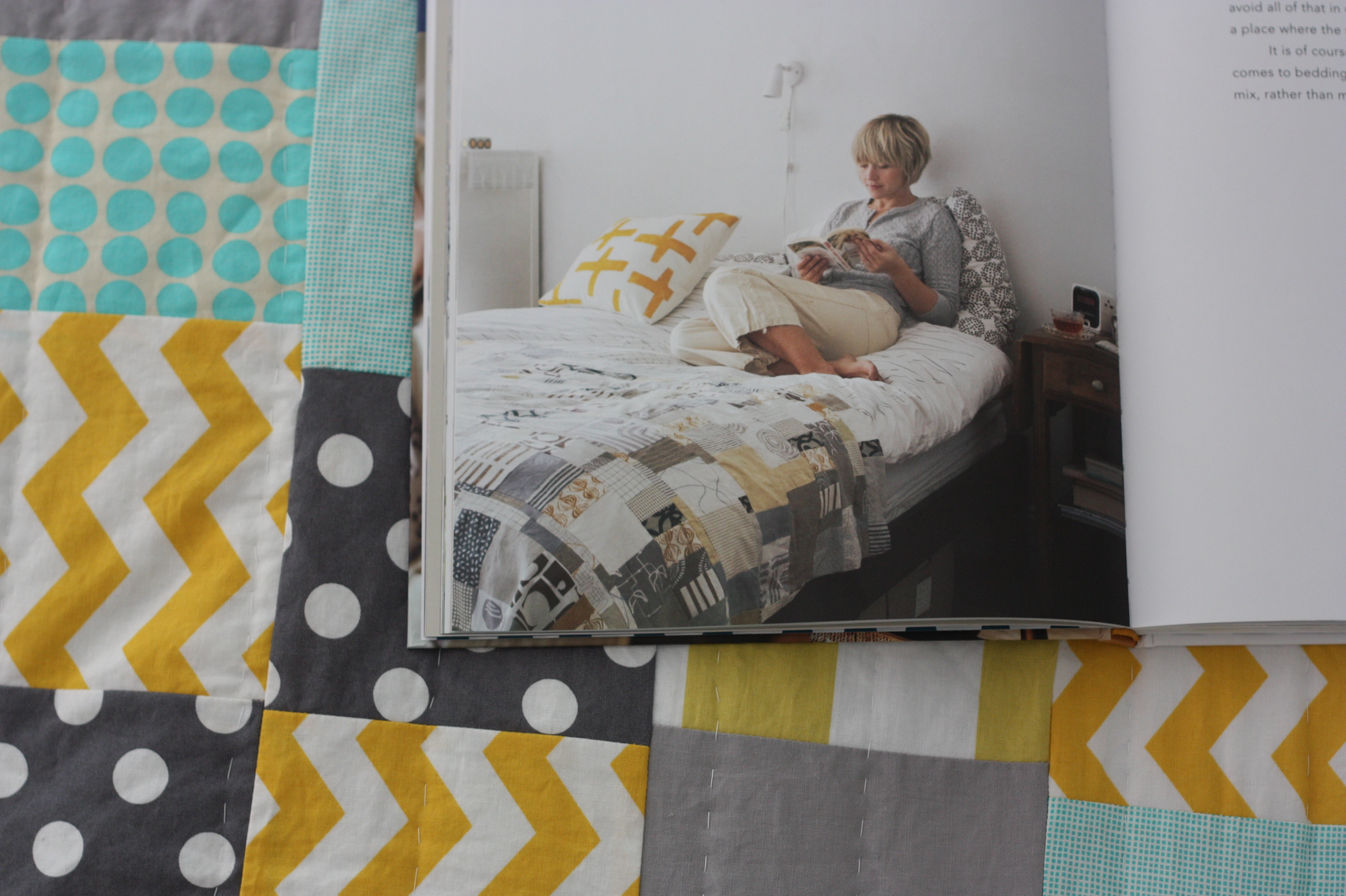 Enjoy It By Elise Blaha Cripe Our New Quilt