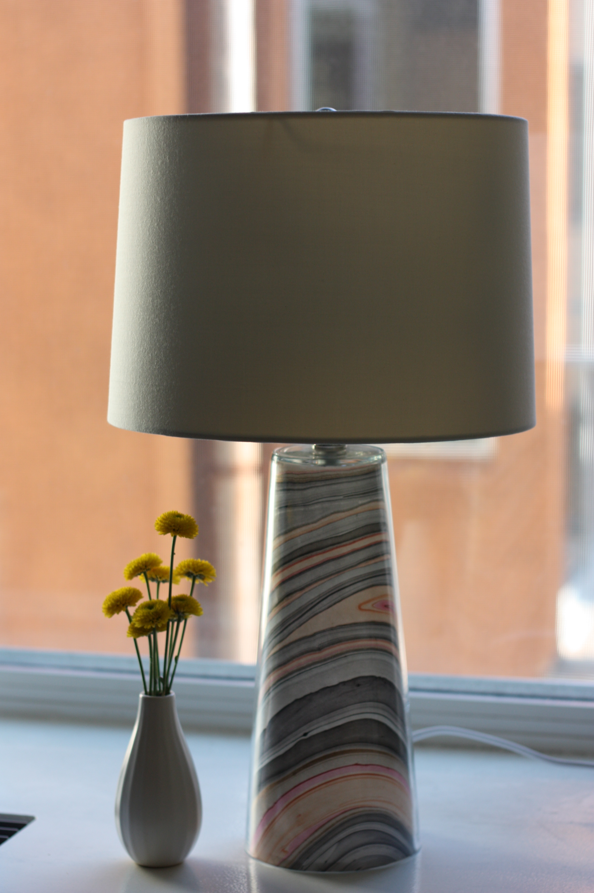 EnJOY It By Elise Blaha Cripe Project 1 A Table Lamp