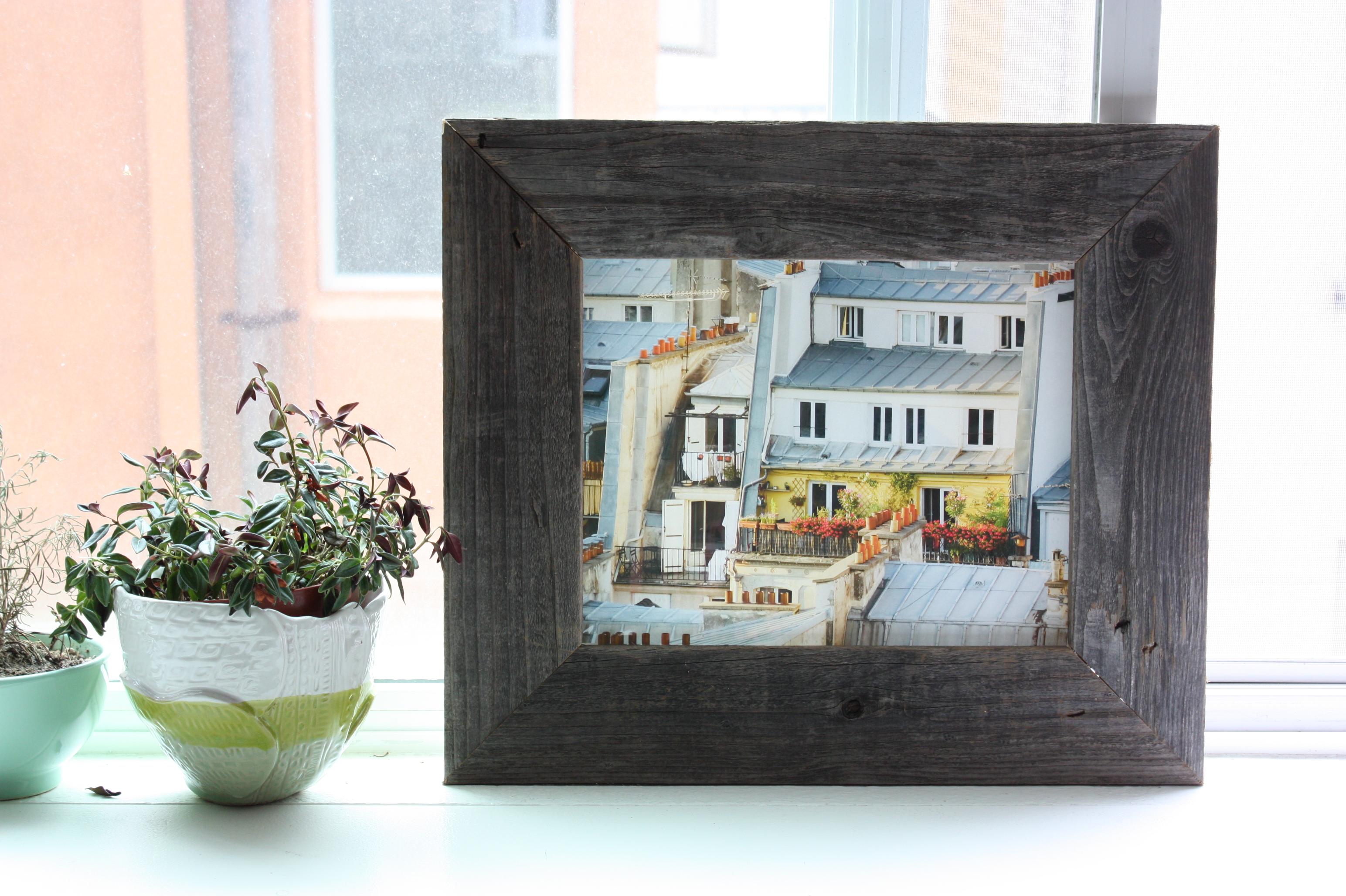 Enjoy It By Elise Blaha Cripe Project 11 Of 26 Wooden Frames