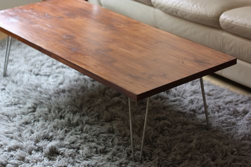 Project 4 of 26 / a Coffee Table by Elise Blaha Cripe