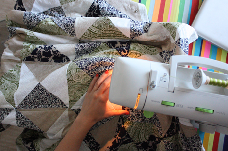 Quiltsewing