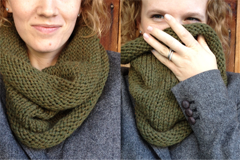 Enjoy It By Elise Blaha Cripe Super Simple Knitted Cowl