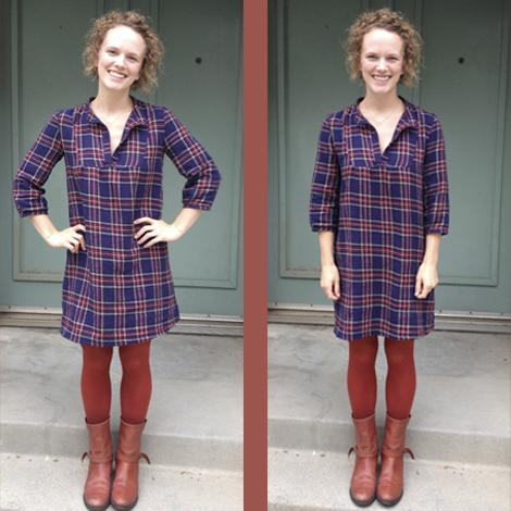 Enjoy It By Elise Blaha Cripe My Flannel Dress