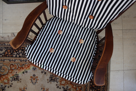 So Now Baby Has A Rocking Chair Thatu0027s Been In Paulu0027s Family For Decades,  Includes Details From His Or Her Great Grandpa And Has Handmade Cushions  Made By ...