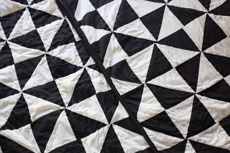 Enjoy It By Elise Blaha Cripe My Black And White Triangle
