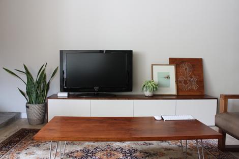 low profile media cabinet - Media Stand Ikea