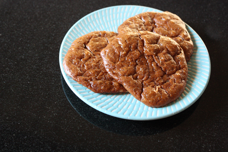 Almondbuttercookies