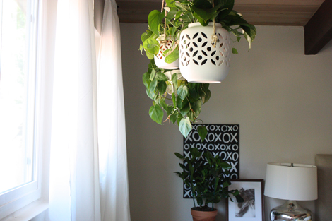 Hanging-planters