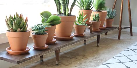 Wooden Plant Stand Ikearast Ikea Rast Hack