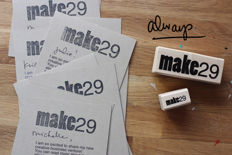 Make29stamp