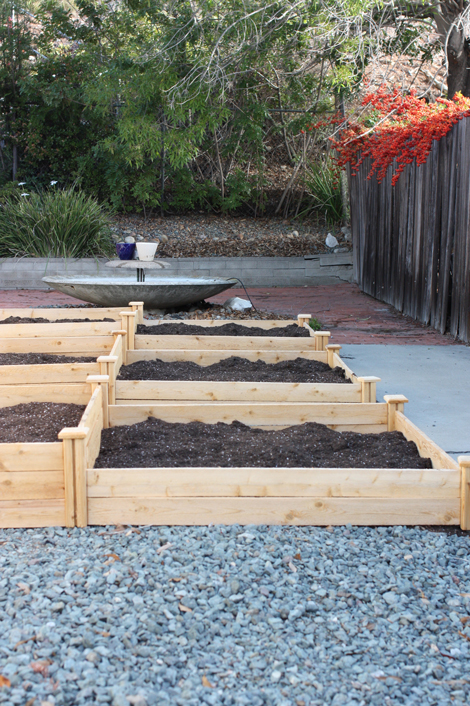 Planterboxes
