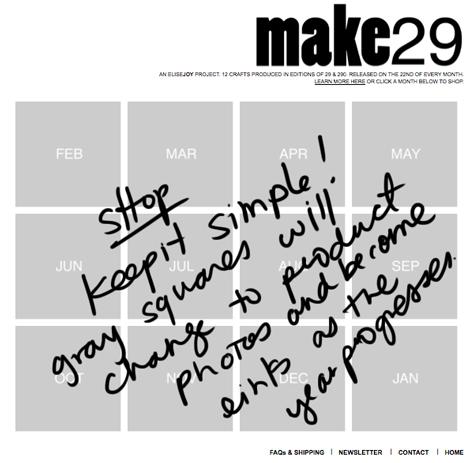 Make29shoppage