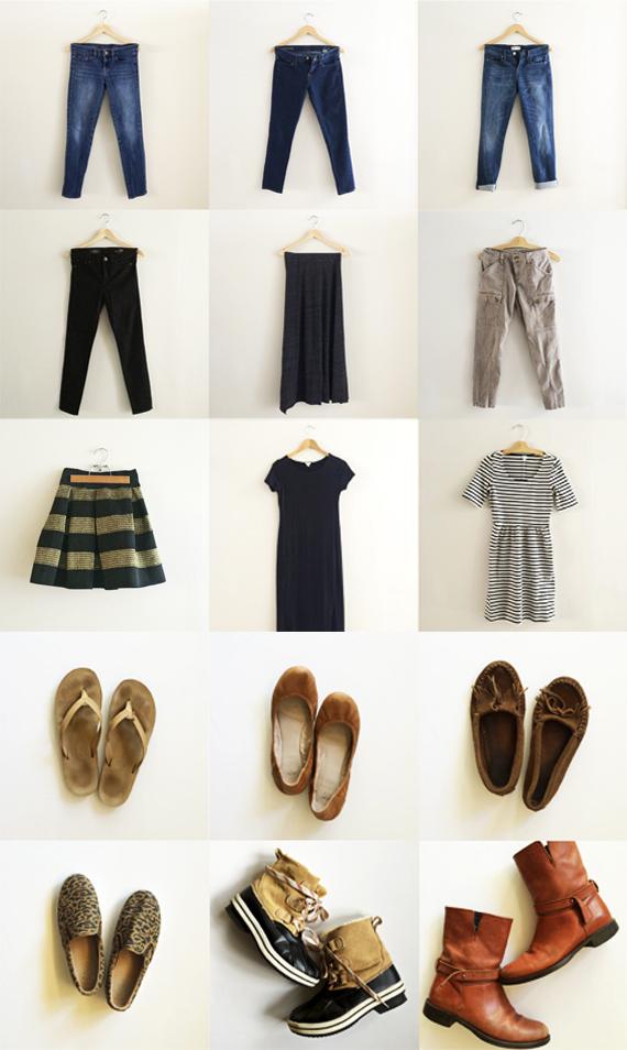 Bottomsdressesshoes