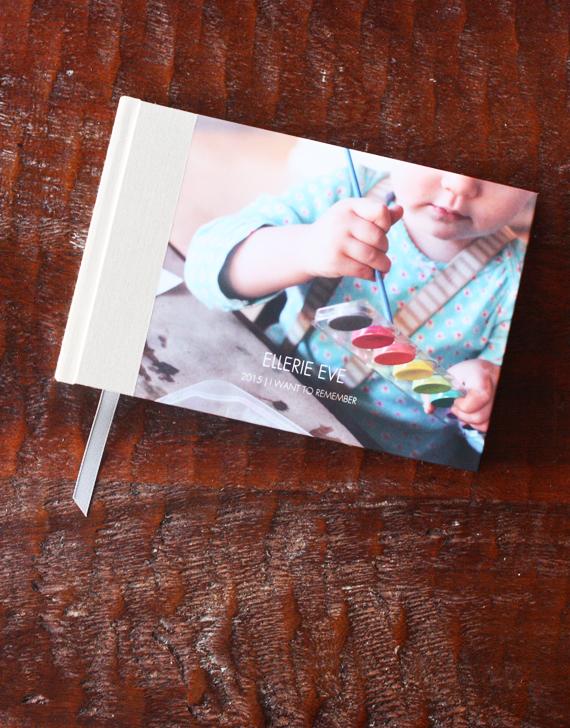 kiddo yearly journaling idea