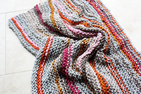 Enjoy It By Elise Blaha Cripe The 30th Knit Blanket