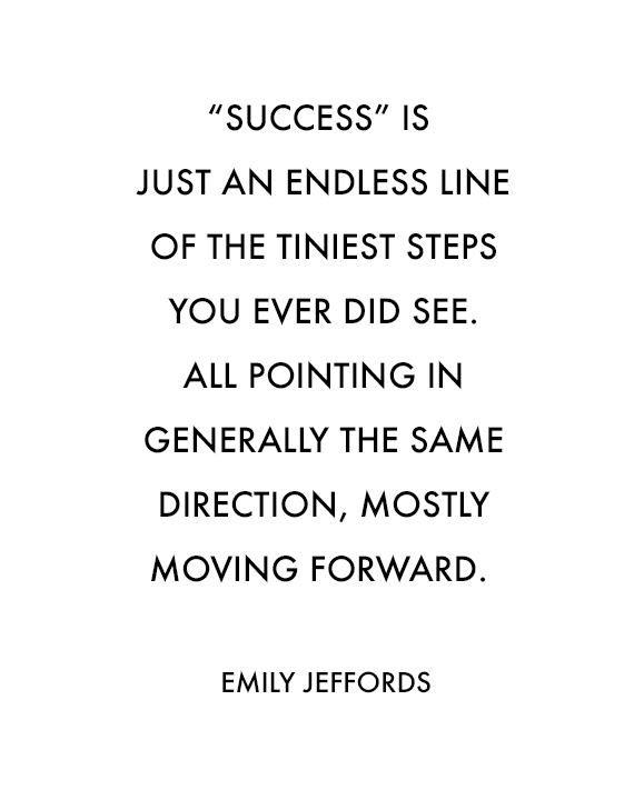 SUCCESS via enjoyitblog.com