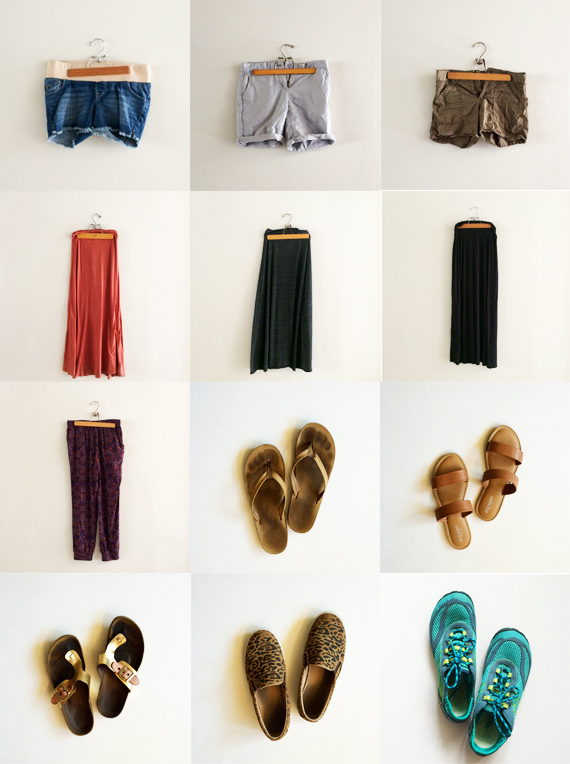 how many colors in a capsule wardrobe 2