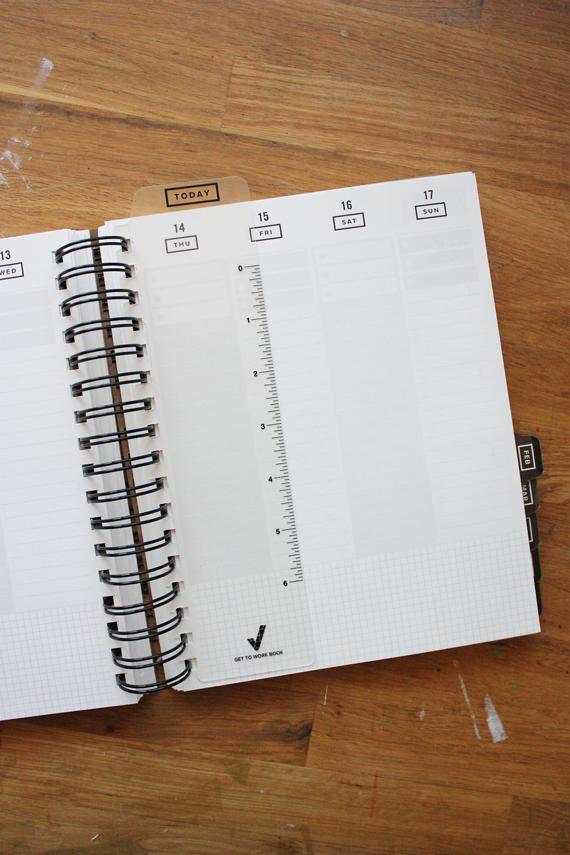 Calendar Design Book : Enjoy it by elise blaha cripe get to work book