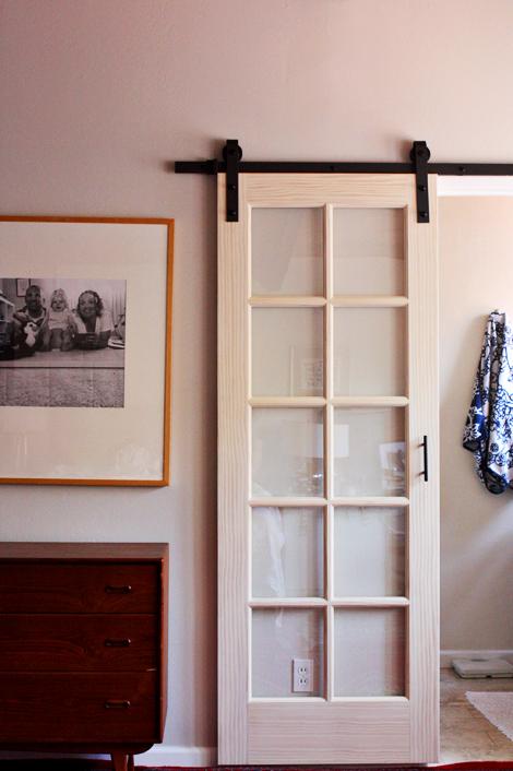 Enjoy It By Elise Blaha Cripe External Sliding Door In The Master Bedroom