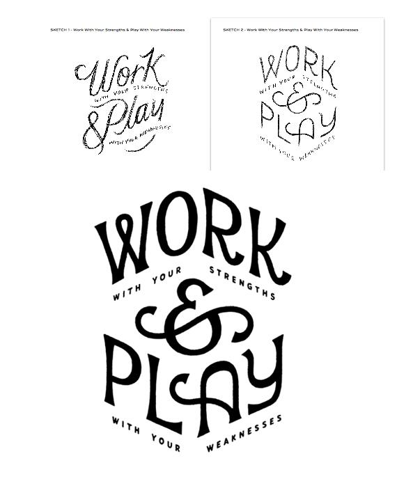 GET TO WORK BOOK sketch concepts | gettoworkbook.com