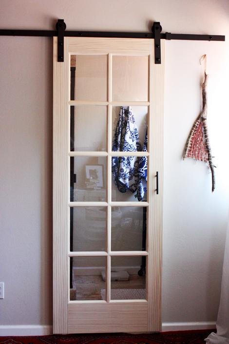 Enjoy It By Elise Blaha Cripe External Sliding Door In