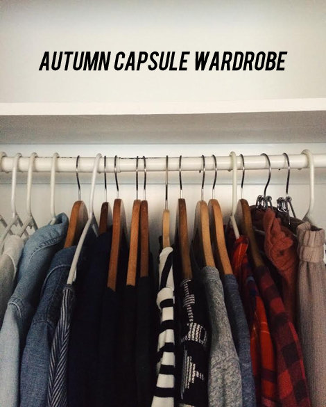 autumn capsule wardrobe
