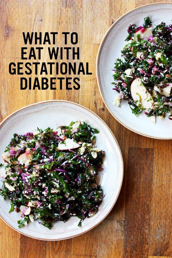 what to eat with gestational diabetes