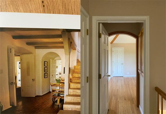 Tudor cottage details